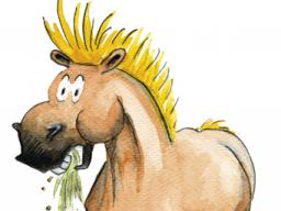 Webinar: Fütterungsmanagement von Pferden mit Hufrehe
