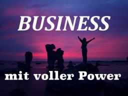 Webinar: Business mit voller Power
