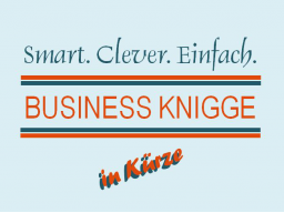 Webinar: Smart Business Knigge