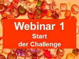 Webinar: Glaubenssatz-Challenge #1: Start der Challenge