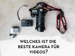 Webinar: Video-Guide: Welche Kamera ist die beste zum Filmen?