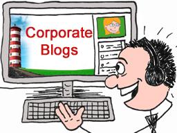 Webinar: Corporate Blogs - Imageaufbau mit dem eigenen Firmenblog