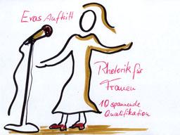 Webinar: Evas Auftritt - Rhetorik & Frauen