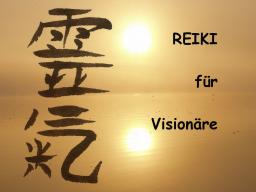 Webinar: REIKI für Visionäre