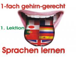 Webinar: Karin Holenstein - Gehirn-gerecht Sprachen lernen Teil 1