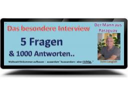 Webinar: Das besondere HPP-Interview - Sven Langloh