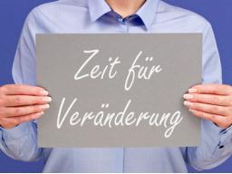 Webinar: Zeit für berufliche Veränderung!