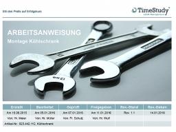 Webinar: Arbeitsanweisungen mit der TimeStudy-Software erstellen