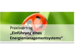 Webinar: Wissensvorsprung: Energiemanagement nach ISO 50001