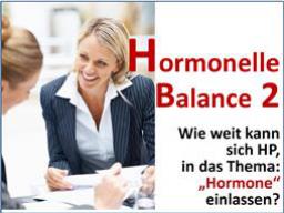 Webinar: Hormonelle Balance II