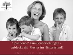 "Webinar: ""Spannende"" Familienbeziehungen"