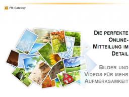 Webinar: Die perfekte Online-Mitteilung im Detail: Bilder und Videos für mehr Aufmerksamkeit