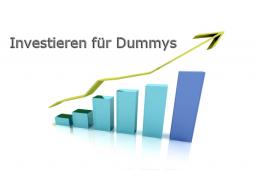 Webinar: Investieren für Dummys...