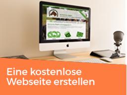 Webinar: Infowebinar: Eine kostenlose Website erstellen