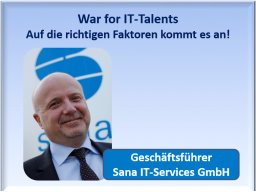 Webinar: War for talents