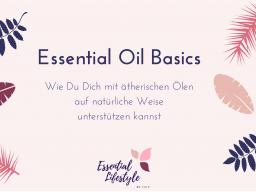 Webinar: Essential Oil Basics