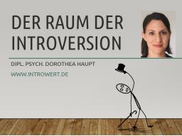 Webinar: Introversion - woher sie kommt und wie wir auf die leise Weise unsere Ziele erreichen