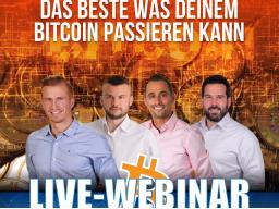 Webinar: USI-TECH | Das Beste was deinem Bitcoin passieren kann!
