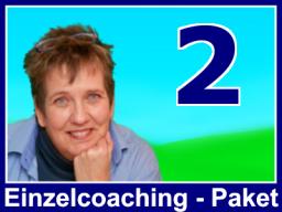 Webinar: Einzelcoaching - Paket (2 Stunden )