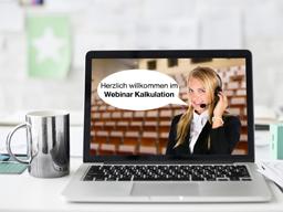 Webinar: Vorkalkuation mit Hilfe der Normalkostenrechnung