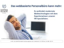 Webinar: Das webbasierte Personalbüro kann mehr