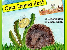 Webinar: Oma Ingrid liest die Geschichte über eine Pusteblume
