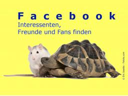Webinar: Facebook: Fans, Interessenten und Freunde finden!
