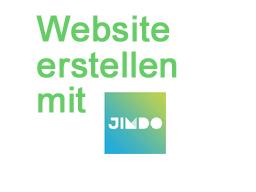Webinar: Website erstellen mit jimdo - kostenlos