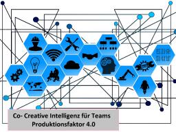 Webinar: Co-creative Intelligenz für Teams - Produktionsfaktor 4.0