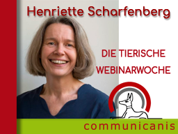 Referentin Henriette Scharfenberg > Impfungen beim Hund & Erste Hilfe mit Homöopathie > 2 Webinare 1 Preis