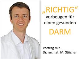 """Webinar: """"RICHTIG"""" vorbeugen für einen gesunden Darm"""