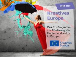 Webinar: KREATIVES EUROPA KULTUR - Das EU-Förderprogramm für  KULTUR