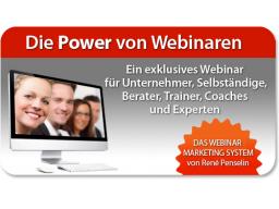 Webinar: Einfach Online präsentieren und Menschen begeistern