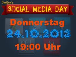 Webinar: Social-Media-Day im Oktober