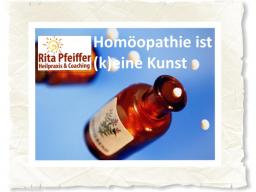 Webinar: Homöopathie ist (k)eine Kunst