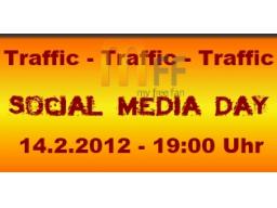 Webinar: Social-Media-Day 2013: Traffic