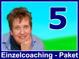 Webinar: Einzelcoaching - Paket (5 Stunden)