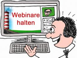 Webinar: Webinare: Mit Spaß zum Erfolg!