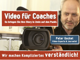 Webinar: Video für Coaches