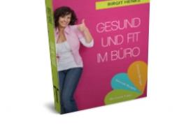 Webinar: Fit und gesund durch den Büroalltag- Tipps für den Büroalltag (Taschenbuch 12,99 EUR)