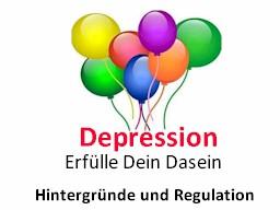 Webinar: Depression  Erfülle Dein Dasein