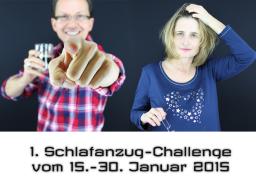 Webinar: 1. Schlafanzug-Challenge