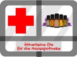 Webinar: Ätherische Öle für die Hausapotheke