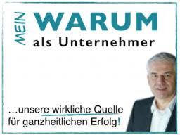OU24-Webinar: Mein WARUM als Unternehmer