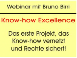 Webinar: Know-how Excellence
