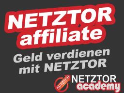 Webinar: NETZTOR.affiliate - Passives Einkommen per LifeTime!