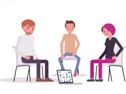 Webinar: Selbsthilfegruppe - nicht mehr allein mit Deinem Problem