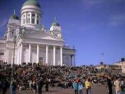 Webinar: Finnland entdecken - Vappu