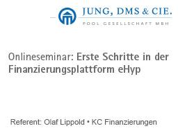Webinar: Erste Schritte mit der Finanzierung - Plattform ehyp