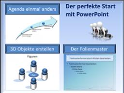 Webinar: Der perfekte Start mit Microsoft PowerPoint